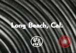 Image of Miss Universe contest Long Beach California USA, 1956, second 5 stock footage video 65675064632