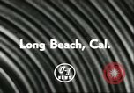 Image of Miss Universe contest Long Beach California USA, 1956, second 6 stock footage video 65675064632