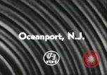 Image of Monmouth Handicap Race Oceanport New Jersey USA, 1956, second 4 stock footage video 65675064634