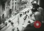 Image of Feast Day of San Fermin Pamplona Spain, 1956, second 4 stock footage video 65675064636