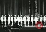 Image of Miss Universe Beauty Pageant California United States USA, 1956, second 7 stock footage video 65675064640