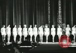 Image of Miss Universe Beauty Pageant California United States USA, 1956, second 8 stock footage video 65675064640