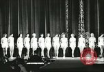 Image of Miss Universe Beauty Pageant California United States USA, 1956, second 9 stock footage video 65675064640