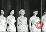 Image of Miss Universe Beauty Pageant California United States USA, 1956, second 11 stock footage video 65675064640