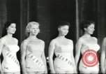Image of Miss Universe Beauty Pageant California United States USA, 1956, second 12 stock footage video 65675064640