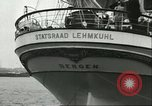 Image of Statsraad Lehmkuhl New York United States USA, 1956, second 11 stock footage video 65675064643