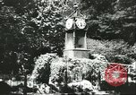 Image of water clock Italy, 1956, second 4 stock footage video 65675064644