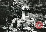 Image of water clock Italy, 1956, second 5 stock footage video 65675064644