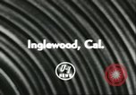 Image of Sunset Handicap Race Inglewood California USA, 1956, second 4 stock footage video 65675064646