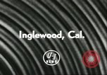 Image of Sunset Handicap Race Inglewood California USA, 1956, second 5 stock footage video 65675064646
