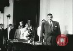 Image of Gamal Abdel Nasser Cairo Egypt, 1956, second 6 stock footage video 65675064648