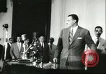 Image of Gamal Abdel Nasser Cairo Egypt, 1956, second 8 stock footage video 65675064648