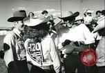 Image of 8th National High School Championship Rodeo Reno Nevada USA, 1956, second 6 stock footage video 65675064652