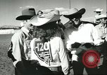 Image of 8th National High School Championship Rodeo Reno Nevada USA, 1956, second 7 stock footage video 65675064652