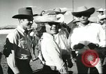 Image of 8th National High School Championship Rodeo Reno Nevada USA, 1956, second 8 stock footage video 65675064652