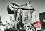 Image of 8th National High School Championship Rodeo Reno Nevada USA, 1956, second 9 stock footage video 65675064652