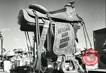 Image of 8th National High School Championship Rodeo Reno Nevada USA, 1956, second 12 stock footage video 65675064652