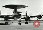 Image of Flying Saucer Radar Airplane California United States USA, 1956, second 7 stock footage video 65675064654
