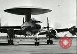 Image of Flying Saucer Radar Airplane California United States USA, 1956, second 9 stock footage video 65675064654