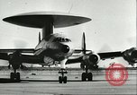 Image of Flying Saucer Radar Airplane California United States USA, 1956, second 10 stock footage video 65675064654