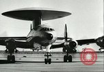 Image of Flying Saucer Radar Airplane California United States USA, 1956, second 11 stock footage video 65675064654