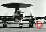 Image of Flying Saucer Radar Airplane California United States USA, 1956, second 12 stock footage video 65675064654