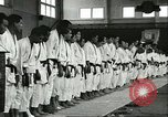 Image of 4th National Judo Championship Seattle Washington USA, 1956, second 7 stock footage video 65675064656