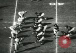 Image of football match California United States USA, 1956, second 6 stock footage video 65675064663