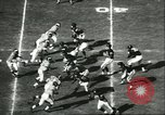 Image of football match California United States USA, 1956, second 7 stock footage video 65675064663