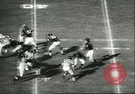 Image of football match California United States USA, 1956, second 8 stock footage video 65675064663