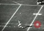 Image of football match California United States USA, 1956, second 10 stock footage video 65675064663