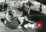 Image of SS Andrea Doria Nantucket Massachusetts USA, 1956, second 5 stock footage video 65675064666