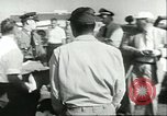 Image of SS Andrea Doria Nantucket Massachusetts USA, 1956, second 8 stock footage video 65675064666