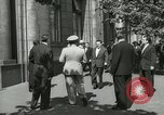 Image of dignitary Moscow Soviet Union, 1956, second 1 stock footage video 65675064669