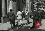 Image of dignitary Moscow Soviet Union, 1956, second 2 stock footage video 65675064669
