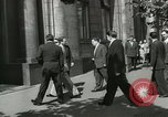 Image of dignitary Moscow Soviet Union, 1956, second 3 stock footage video 65675064669