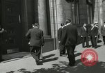 Image of dignitary Moscow Soviet Union, 1956, second 4 stock footage video 65675064669