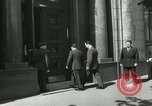 Image of dignitary Moscow Soviet Union, 1956, second 9 stock footage video 65675064669