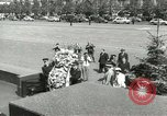 Image of dignitary Moscow Soviet Union, 1956, second 9 stock footage video 65675064670