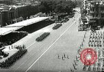Image of Egyptian armed forces parading in Republic Square Cairo Egypt, 1956, second 1 stock footage video 65675064673