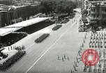 Image of Egyptian armed forces parading in Republic Square Cairo Egypt, 1956, second 2 stock footage video 65675064673