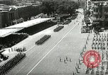 Image of Egyptian armed forces parading in Republic Square Cairo Egypt, 1956, second 3 stock footage video 65675064673