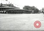 Image of Egyptian armed forces parading in Republic Square Cairo Egypt, 1956, second 4 stock footage video 65675064673