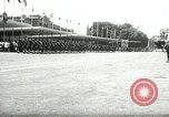 Image of Egyptian armed forces parading in Republic Square Cairo Egypt, 1956, second 5 stock footage video 65675064673