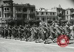 Image of Egyptian armed forces parading in Republic Square Cairo Egypt, 1956, second 9 stock footage video 65675064673