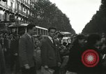 Image of riots France, 1950, second 3 stock footage video 65675064674