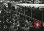 Image of riots France, 1950, second 9 stock footage video 65675064674