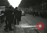 Image of riots France, 1950, second 12 stock footage video 65675064674