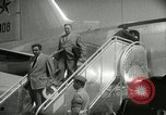 Image of Gamal Abdel Nasser Cairo Egypt, 1956, second 9 stock footage video 65675064677