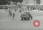 Image of riots Rome Italy, 1955, second 5 stock footage video 65675064680
